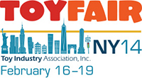Toy Fair 2014 is almost here!