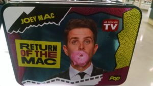 Interview with @JoeyMcIntyre of #ReturnofTheMac